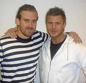 Zäta och Andreas